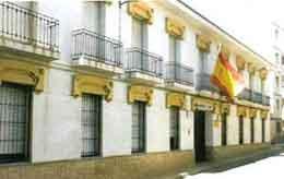 Casa cuartel de la Guardia Civil en La Unión en la actualidad, tras su restauración